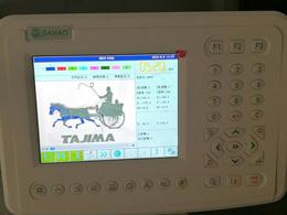 云南电脑绣花机操作箱显示器及功能按键
